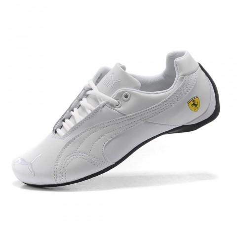 Puma sneakers Ferrari white