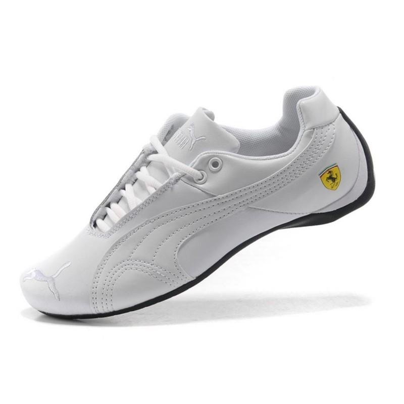 0bf2f0e3 sneakers-puma-ferrari-white