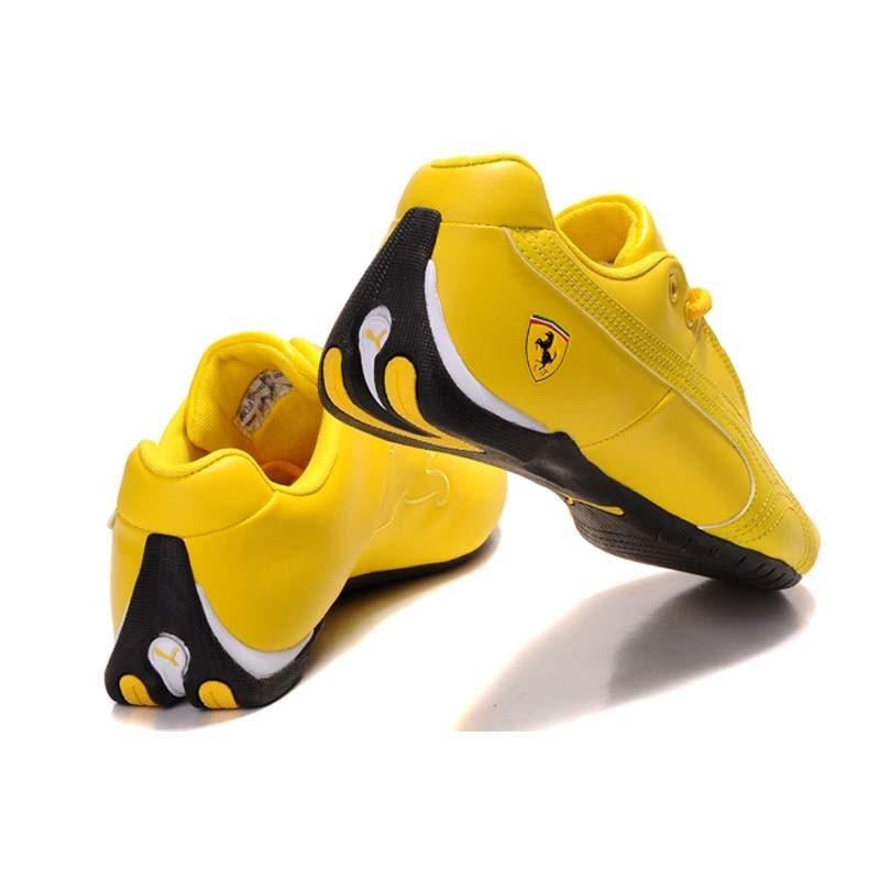 puma-sneakers-ferrari-yellow