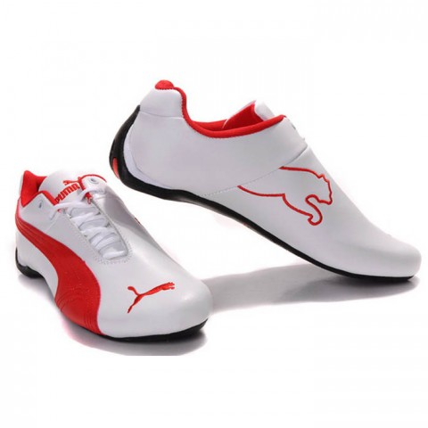 Puma sneakers Cat red