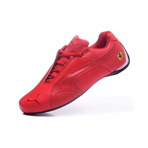 Puma sneakers Ferrari red